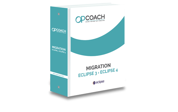 Formation Migration Eclipse 3 vers Eclipse 4