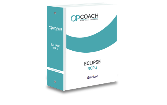 Formation Eclipse RCP 4     Paris du 4 au 8 septembre 2017