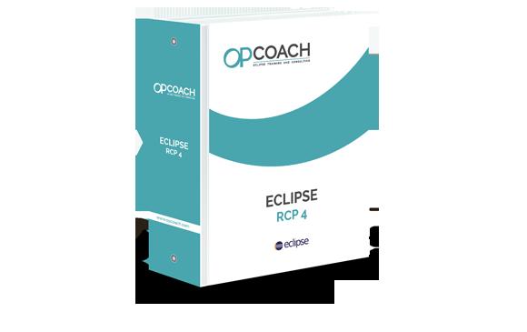 Formation Eclipse RCP 4  du 25 au 28 Octobre 2021.